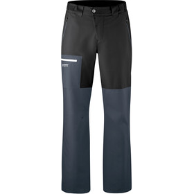 Maier Sports Diabas Pants Men, black/ombre blue